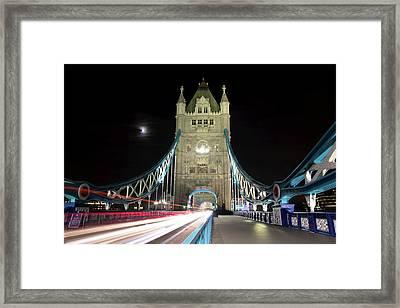 Tower Bridge Framed Print