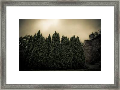 Towering Framed Print by Jason Naudi Photography
