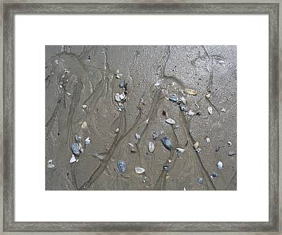 Traces IIi Framed Print by Mary Sullivan