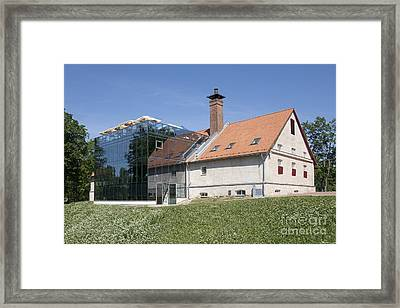 Traditional Music Center Framed Print by Jaak Nilson