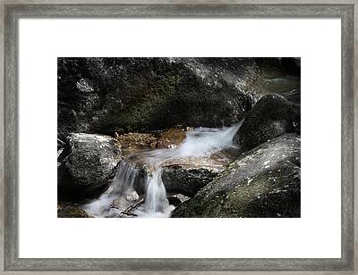 Tranquil Escape  Framed Print by Joseph G Holland
