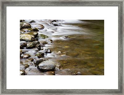Tranquil Framed Print by Heidi Smith