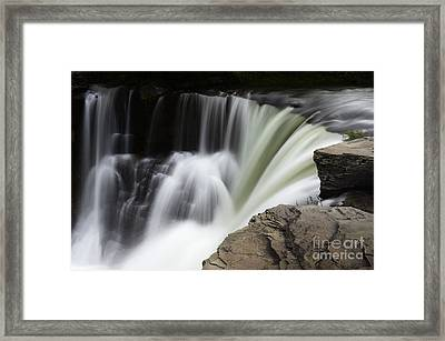 Tranquil Waters Framed Print by Bob Christopher
