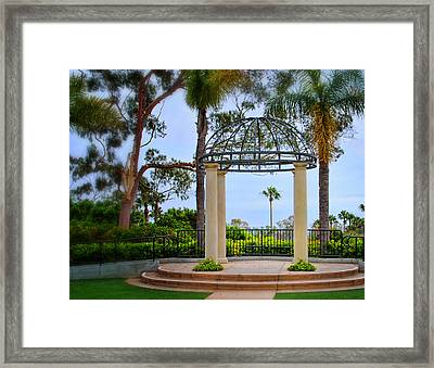 Tranquility Framed Print by Diane Wood