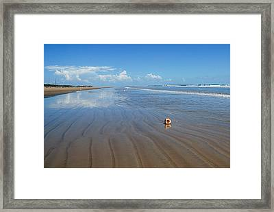 Framed Print featuring the photograph Tranquility by Fotosas Photography