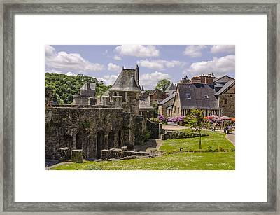 Framed Print featuring the photograph Tranquility by Marta Cavazos-Hernandez