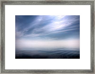 Tranquility Framed Print by Micael  Carlsson