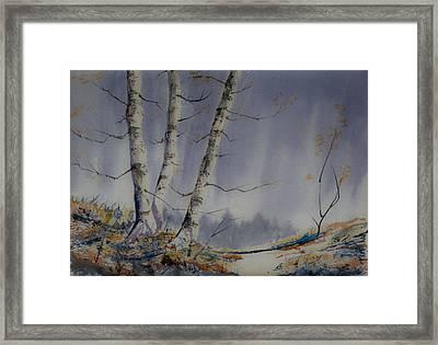 Tranquility Framed Print by Rob Hemphill