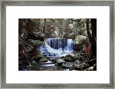Tranquillity 01 Framed Print by David Barringhaus