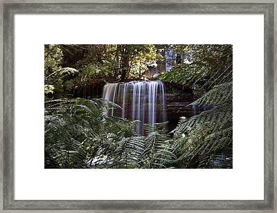 Tranquillity 02 Framed Print by David Barringhaus
