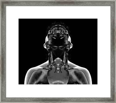 Transcendent Longing Framed Print by David Kleinsasser