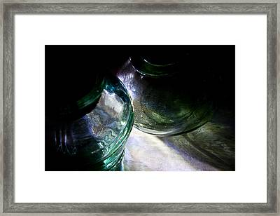 Transient Light Framed Print by Barbara  White