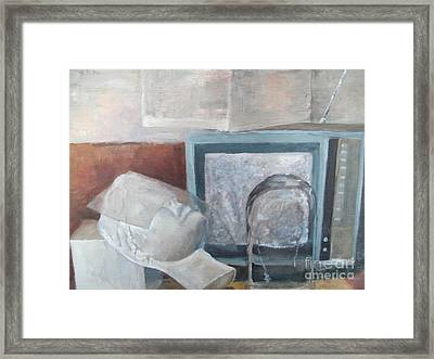 Transparacy Framed Print by Delores Swanson