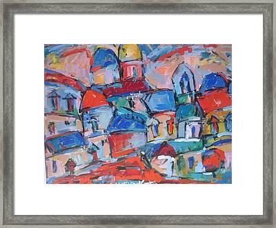 Trastevere  Framed Print