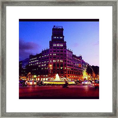 #travel #iphonedaily #igdaily #igster Framed Print