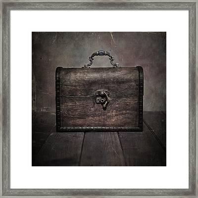 Treasure Framed Print by Joana Kruse