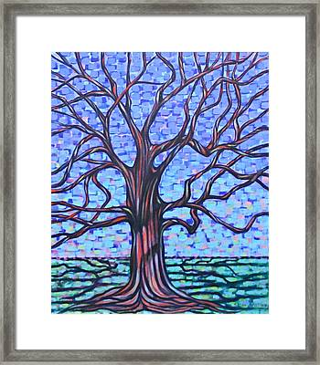 Tree #2 Framed Print