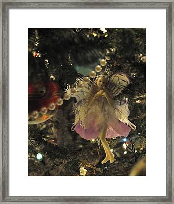 Tree Fairy Tfp Framed Print