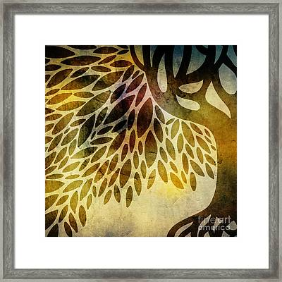 Tree Framed Print by HD Connelly