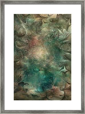 Tree Of Life Framed Print by Rachel Christine Nowicki