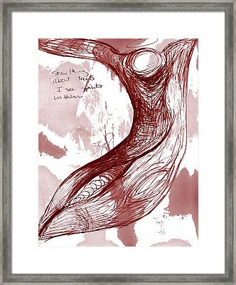 Tree Spirit 1 Framed Print