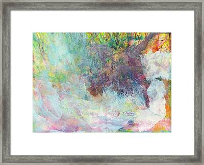 Trees 08 Framed Print by David W Coffin