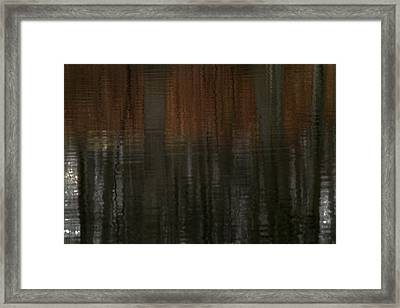 Trees Of April Framed Print by Karol Livote