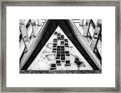 Trespassed Framed Print