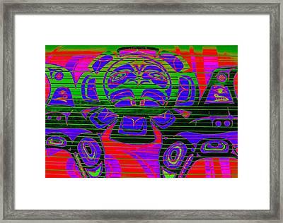 Tribal Council 2 Framed Print