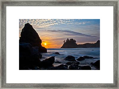 Trinidad 3 Framed Print by Mark Alder