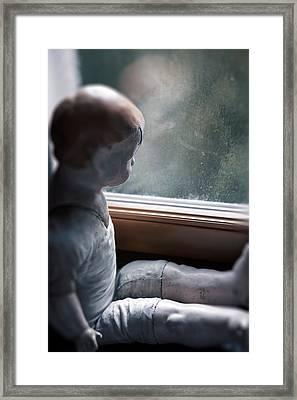 Tristesse Framed Print by Joana Kruse