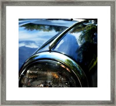 Triumph 69 Framed Print by Bruce Carpenter