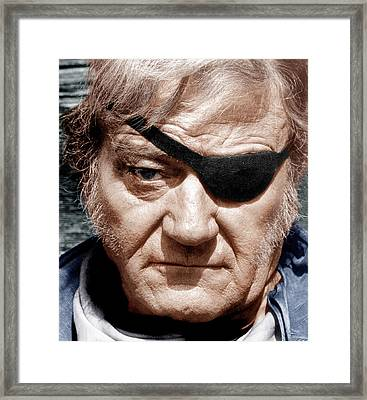 True Grit, John Wayne, 1969 Framed Print by Everett