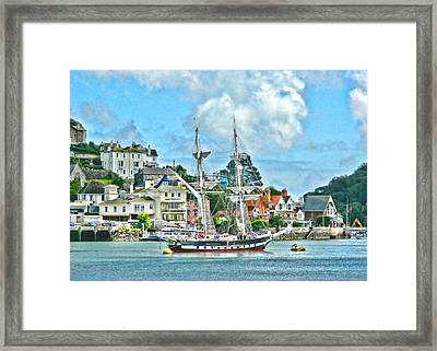 Ts Royalist Framed Print