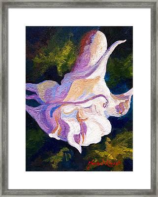 Tulip Tree Framed Print