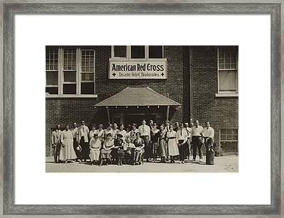 Tulsa Oklahoma Race Riot Of 1921 Framed Print by Everett