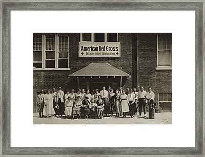 Tulsa Oklahoma Race Riot Of 1921 Framed Print
