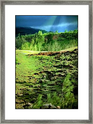 Tuolumne Meadows Yosemite Framed Print by Noah Brooks