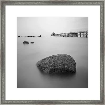 Turi Beach, Batam, Indonesia Framed Print by Cheoh Wee Keat