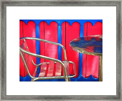 Tuscadero Framed Print by Skip Hunt