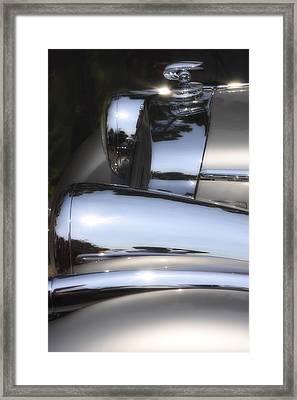 Twenty's Style -2 Framed Print by Alan Hausenflock