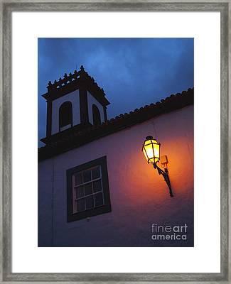 Twilight Framed Print by Gaspar Avila
