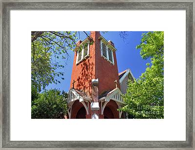 Two Doors Framed Print by David Taylor