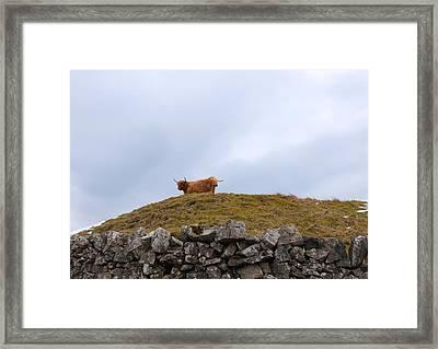 Two Framed Print by Gouzel -