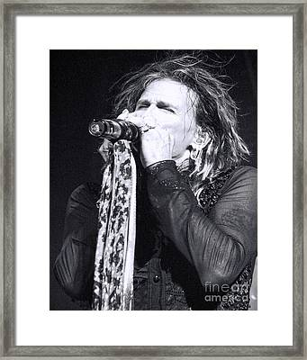 Tyler  Framed Print by Traci Cottingham