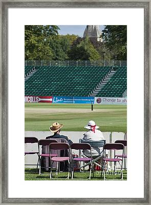 Typically English Framed Print by Andrew  Michael