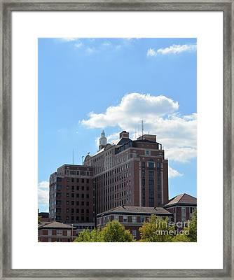 Uab Hillman Framed Print