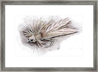 Ugly Bug Framed Print by H C Denney