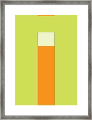 Ula Framed Print