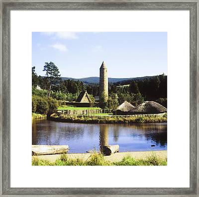 Ulster History Park, Omagh, County Framed Print